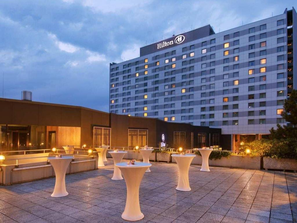 More about Hilton Dusseldorf Hotel