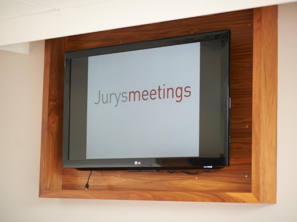 Innvendig Jurys Inn London Croydon