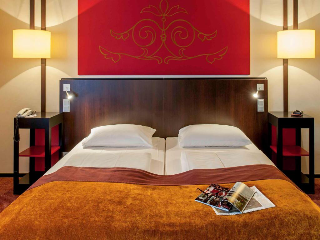 Standard Double - Krevet Mercure Munich City Center Hotel