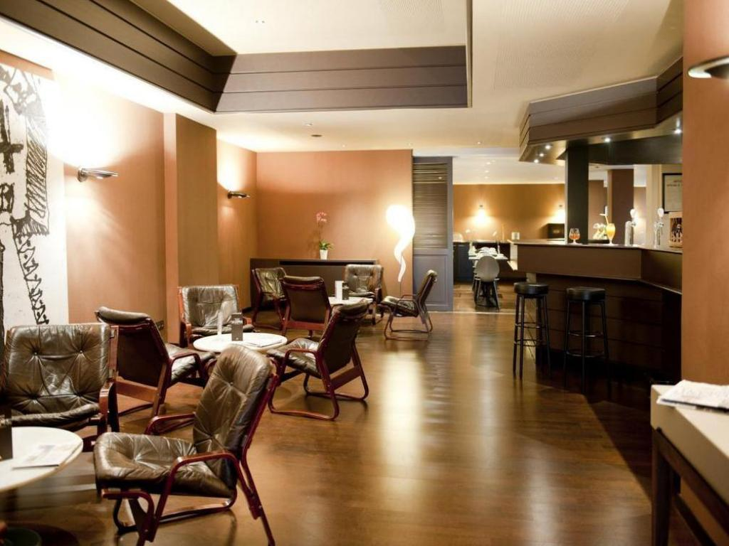 Bar/lounge New Hotel Charlemagne