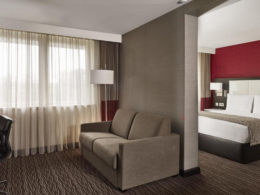 Guestroom DoubleTree by Hilton Hotel Nottingham