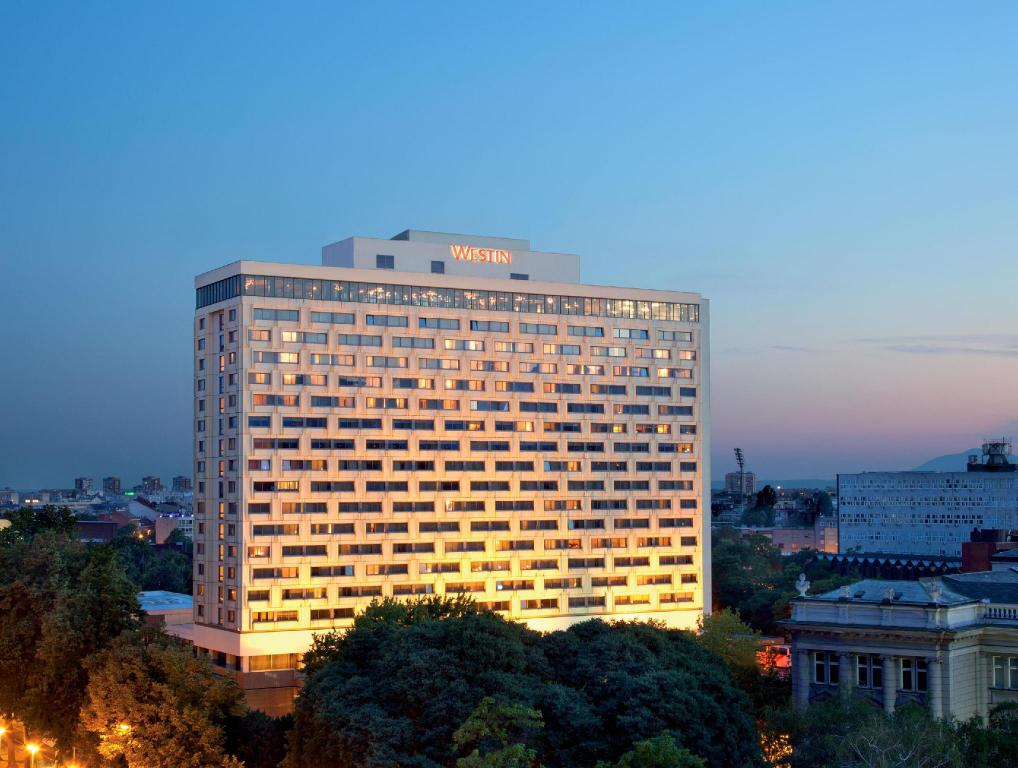 The Westin Zagreb im Detail
