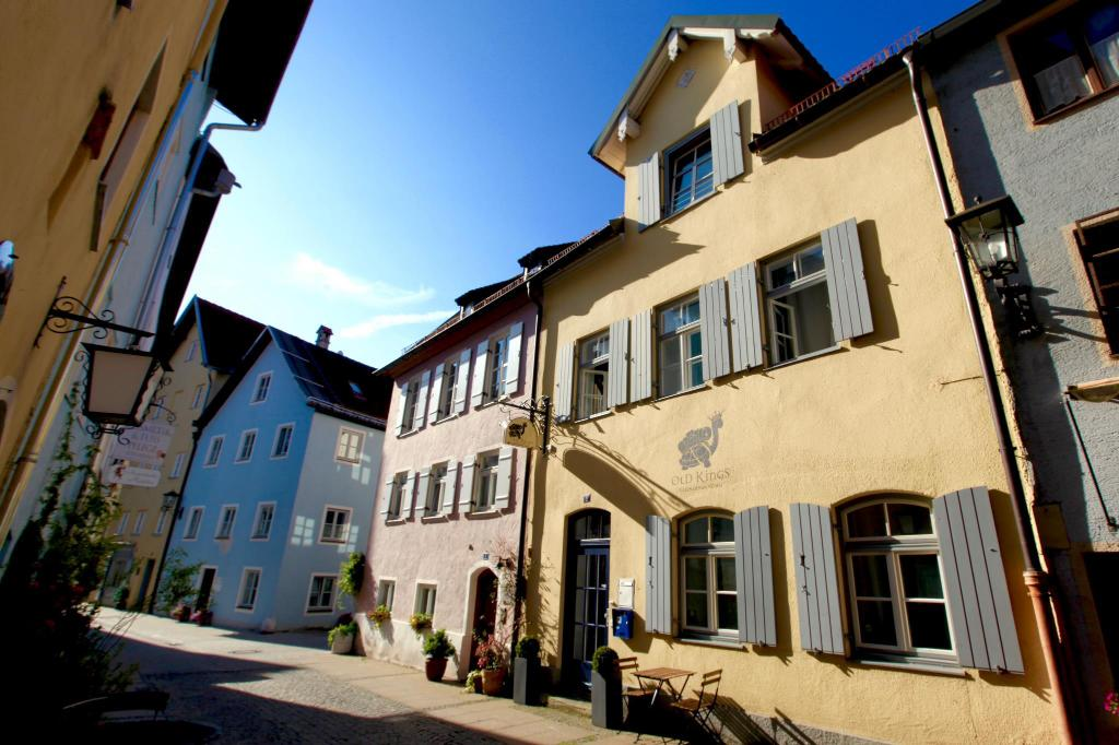 old kings fussen design hostel in germany room deals