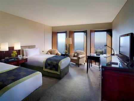 Classic 2 Single Beds City Views Sofitel Melbourne on Collins Hotel
