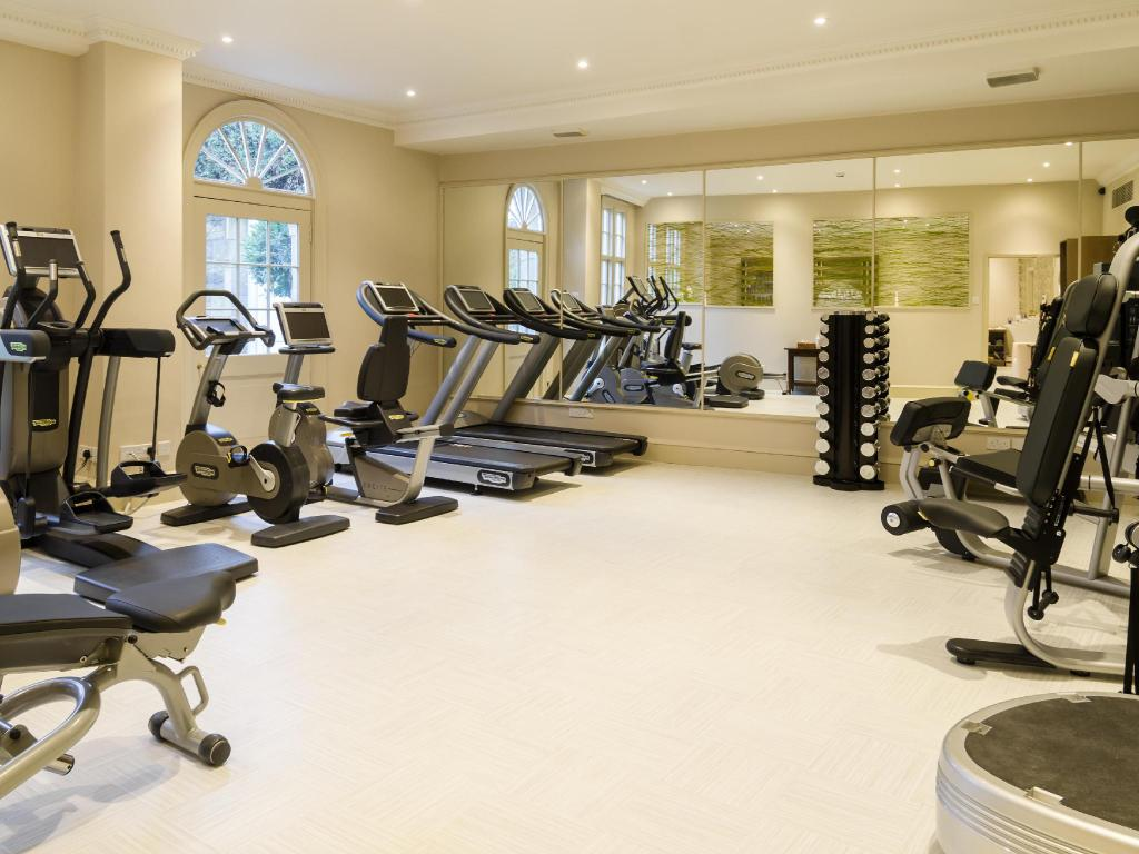 Fitness center The Royal Crescent Hotel & Spa