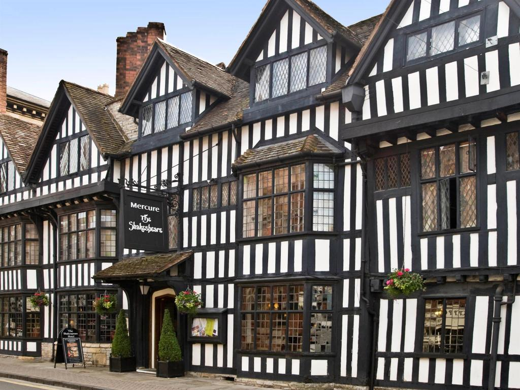 Kinh nghiệm du lịch Mercure Stratford Upon Avon Shakespeare Hotel