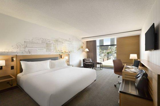 City View, Guest room, 1 King, City view