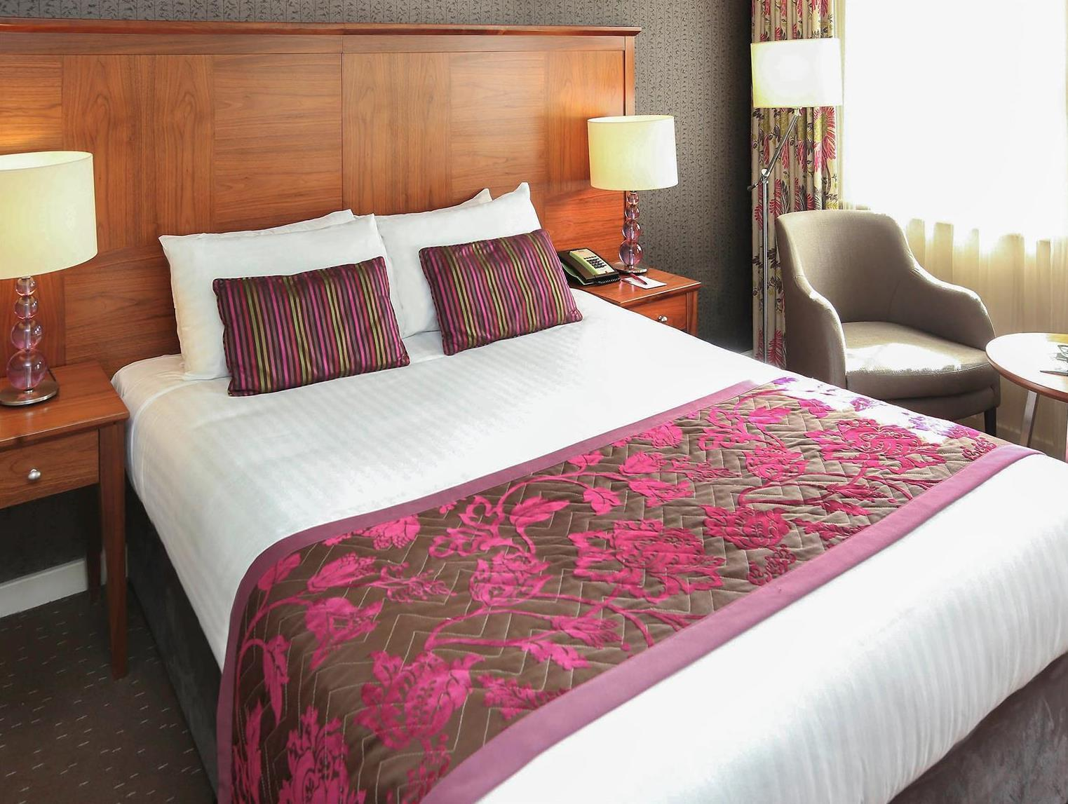 Superior double gjesterom (Superior Double Guestroom)