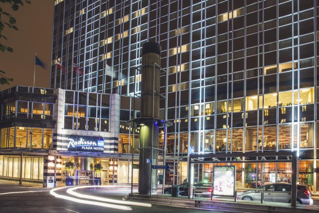 Radisson Blu Plaza Hotel Oslo Oslo. JIMAT di Agoda.com!
