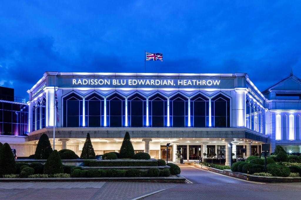 More about Radisson Blu Edwardian Heathrow - Heathrow Airport