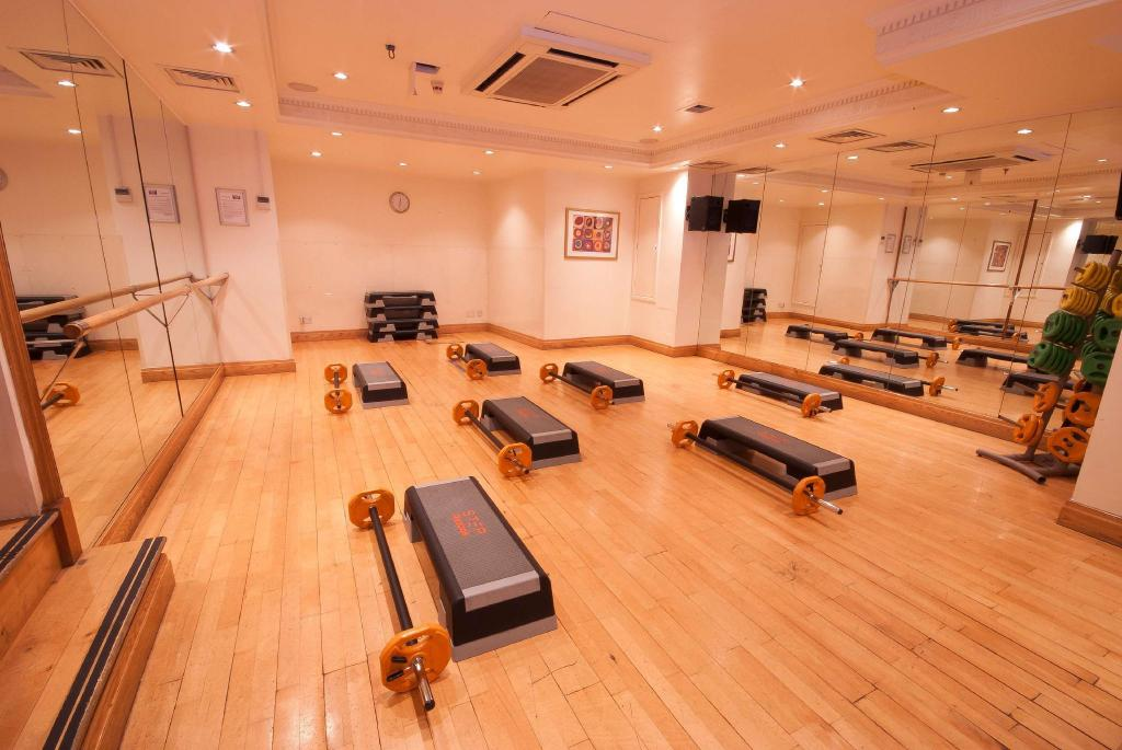 fitnesscenter The Rembrandt Hotel