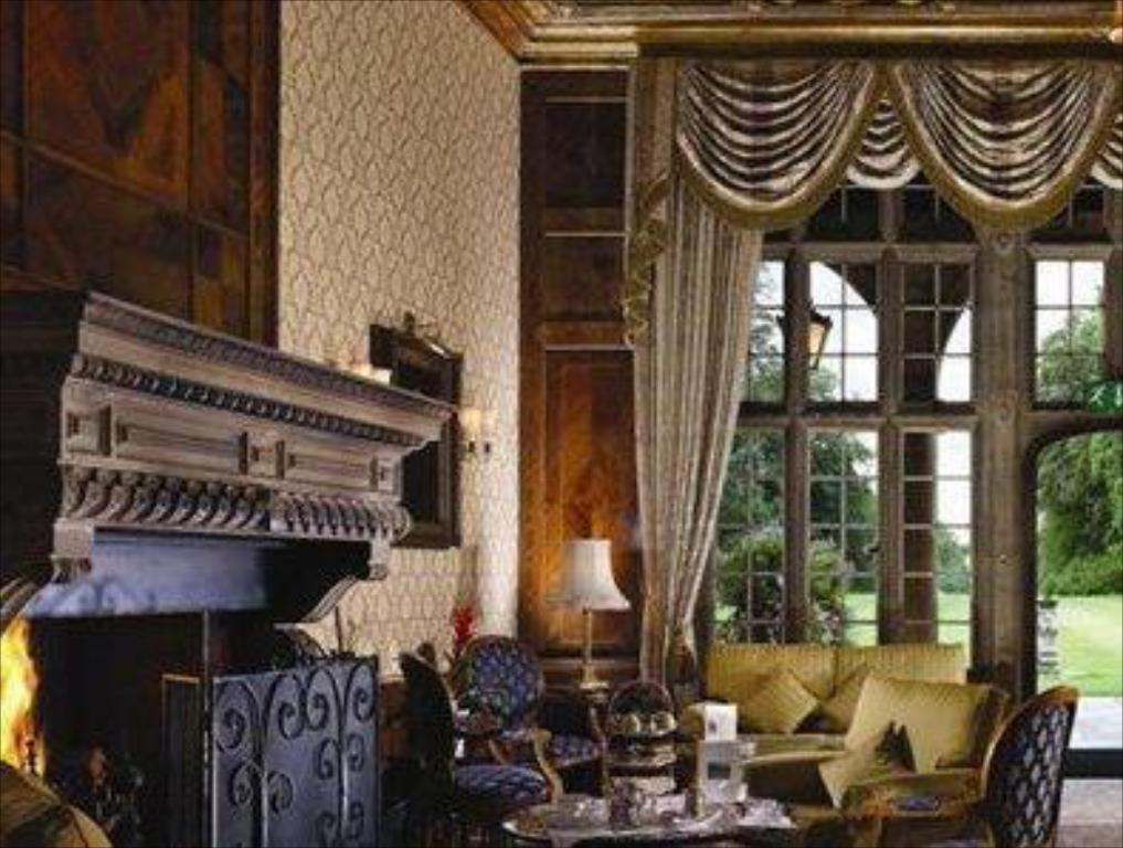 Interior view Tylney Hall Hotel