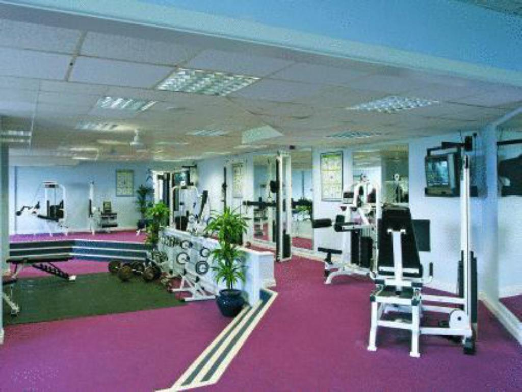 Fitness center Webbington Hotel