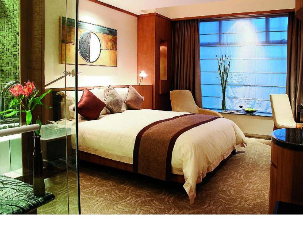 Boutique King - Guestroom Harriway Garden Hotel