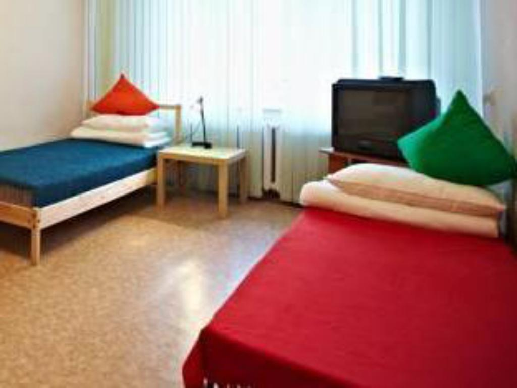 Eenpersoons Economy - Bed Hostel Rainbow