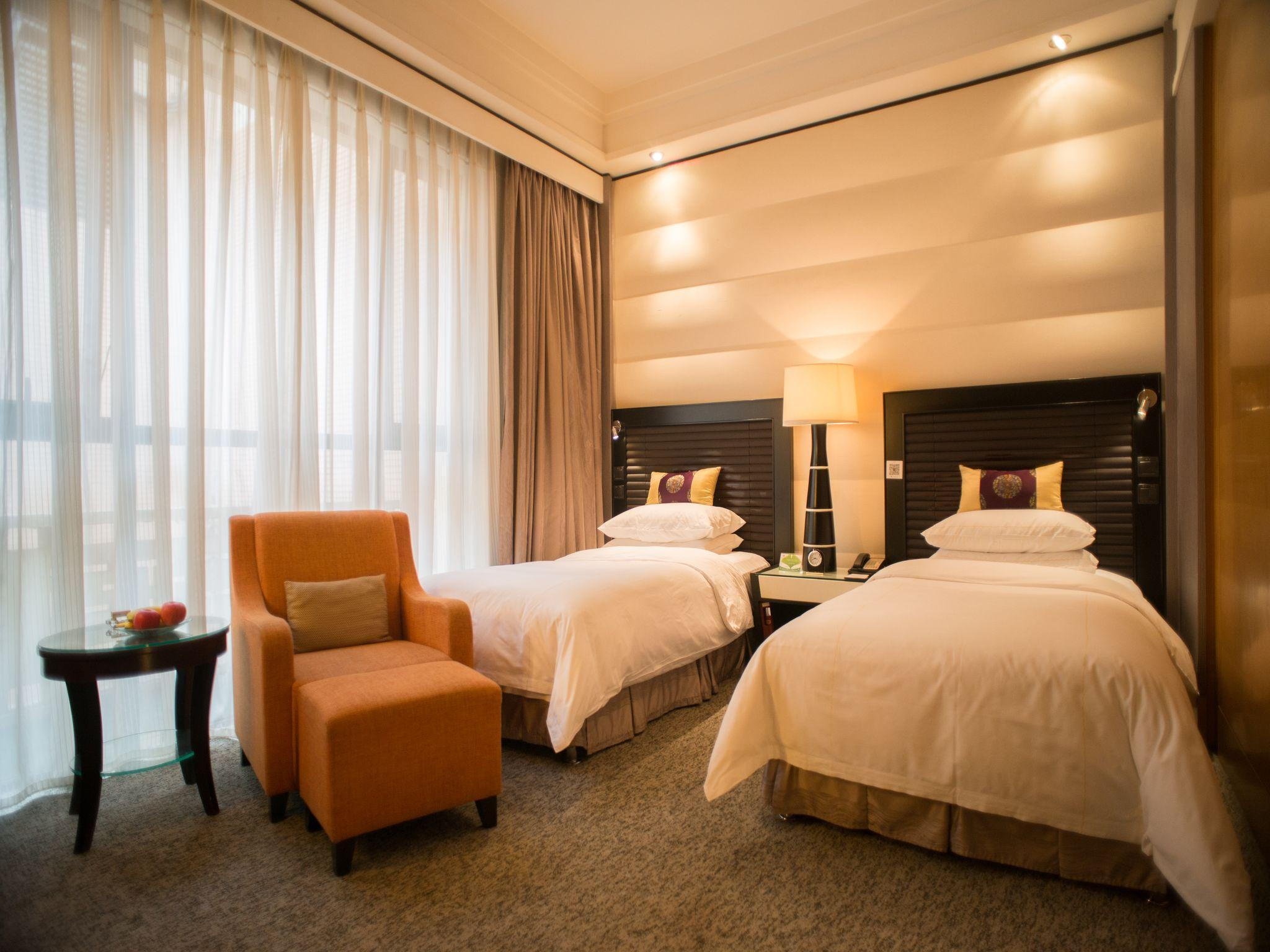 Kamar Executive Twin - di Bangunan Utama (Executive Twin Room Main Building)
