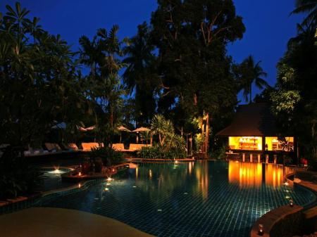 Swimming pool [outdoor] Ramayana Koh Chang Resort & Spa