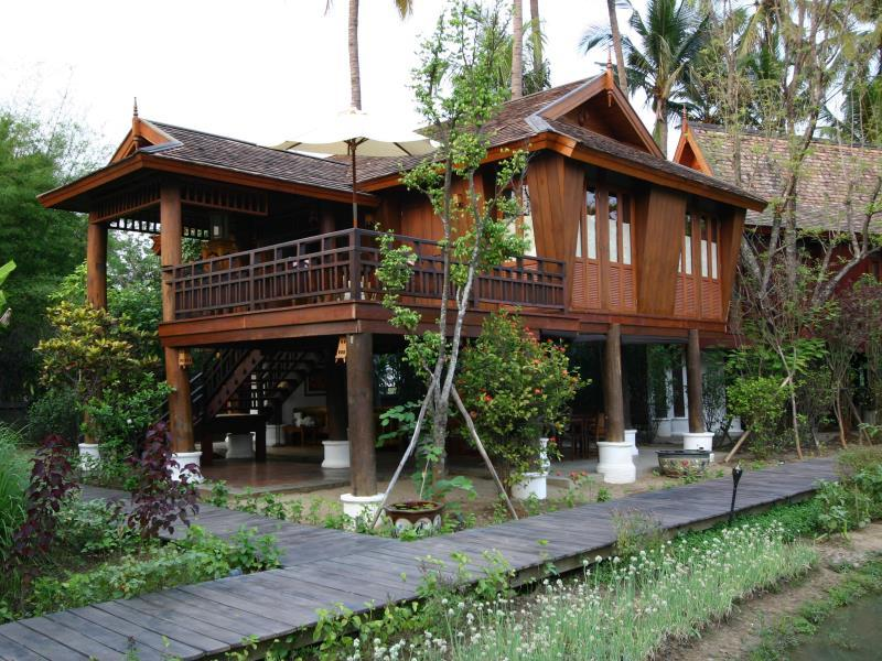 Vegetable Garden Villa