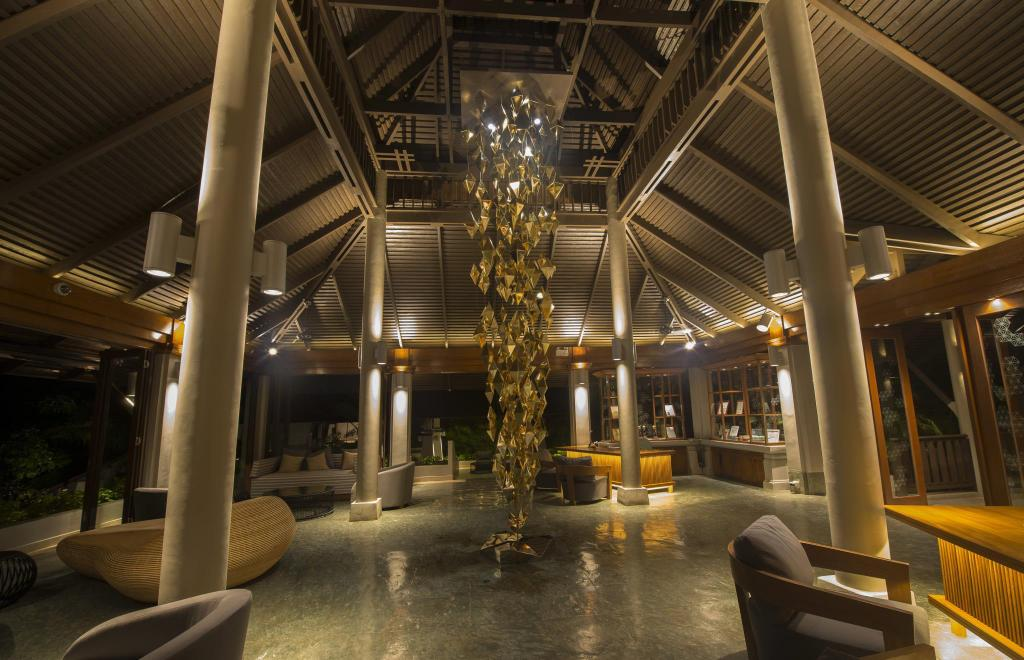 Lobby Layana Resort & Spa - Adults Only