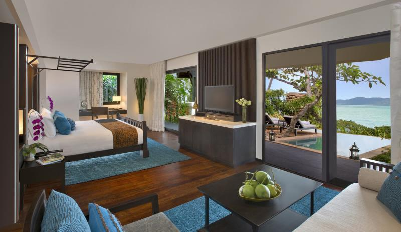 Anantara Poolsvit vid stranden (Anantara Beachfront Pool Suite)