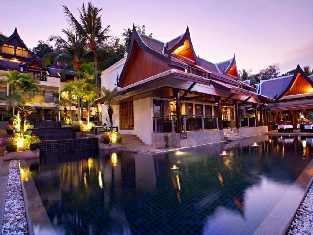 Interiér Baan Yin Dee Boutique Resort