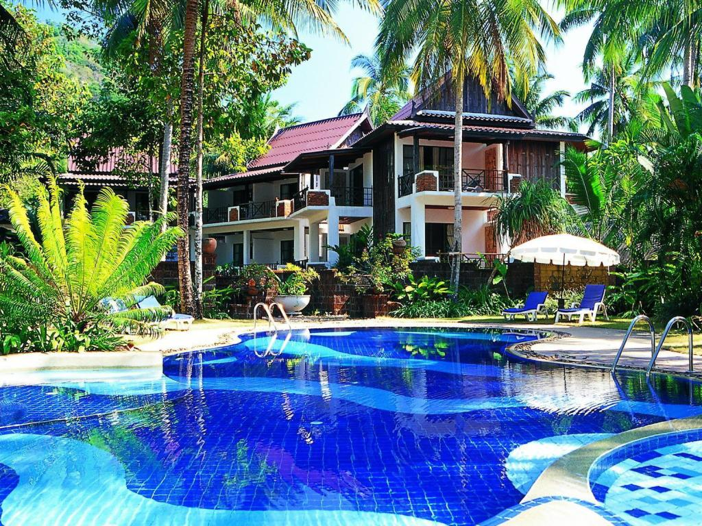 Superior Doppel-Zimmer mit Poolblick Koh Chang Cliff Beach Resort