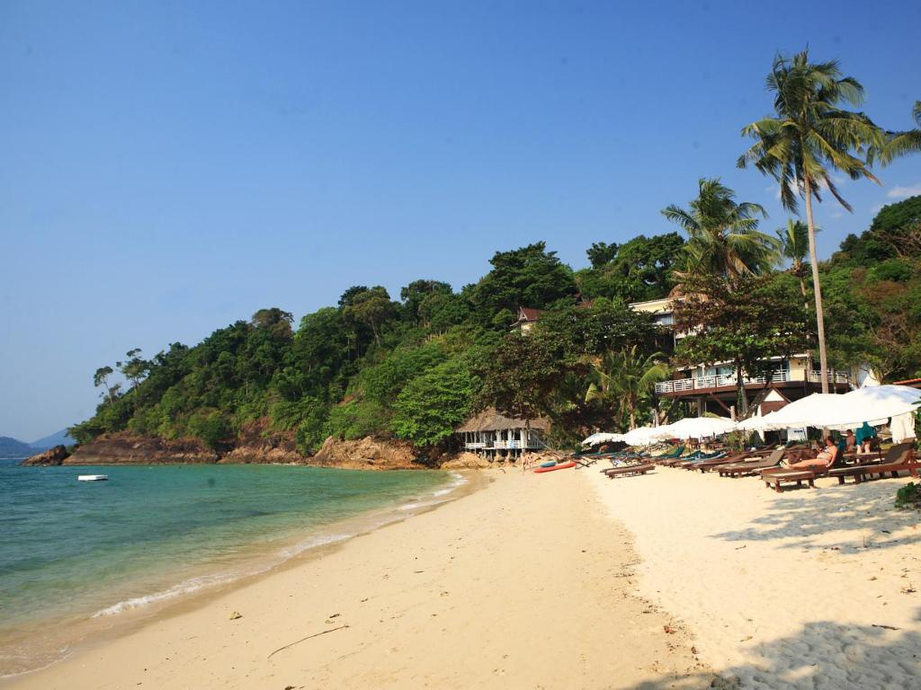 strand Koh Chang Cliff Beach Resort