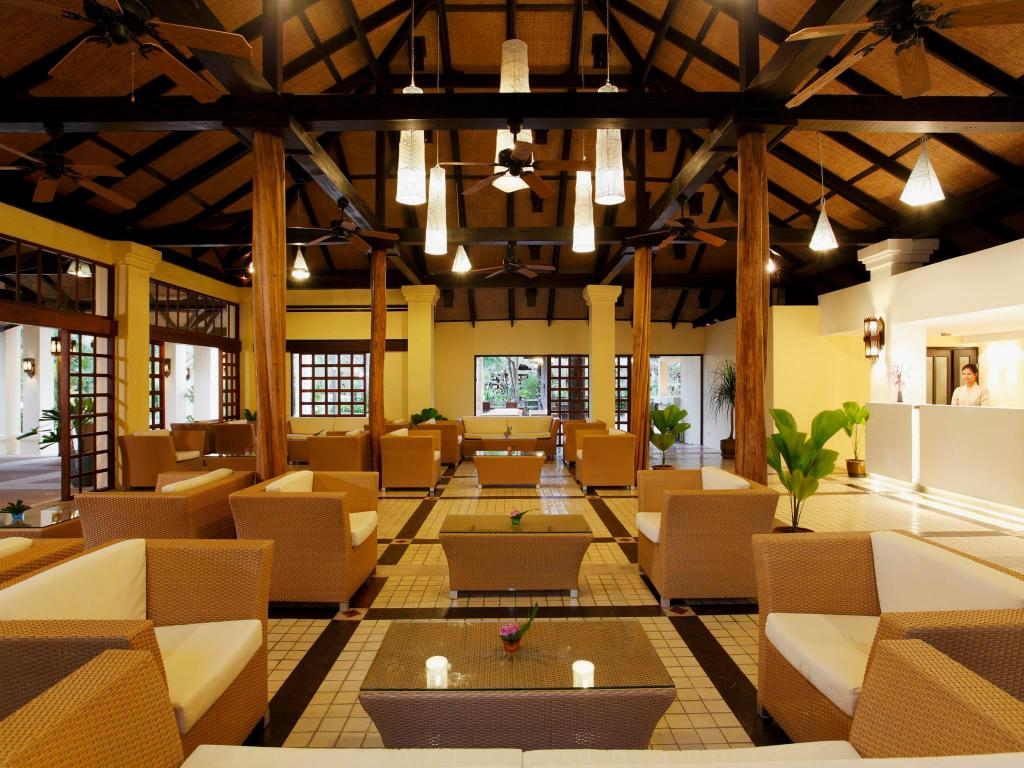 Lobby Centara Koh Chang Tropicana Resort