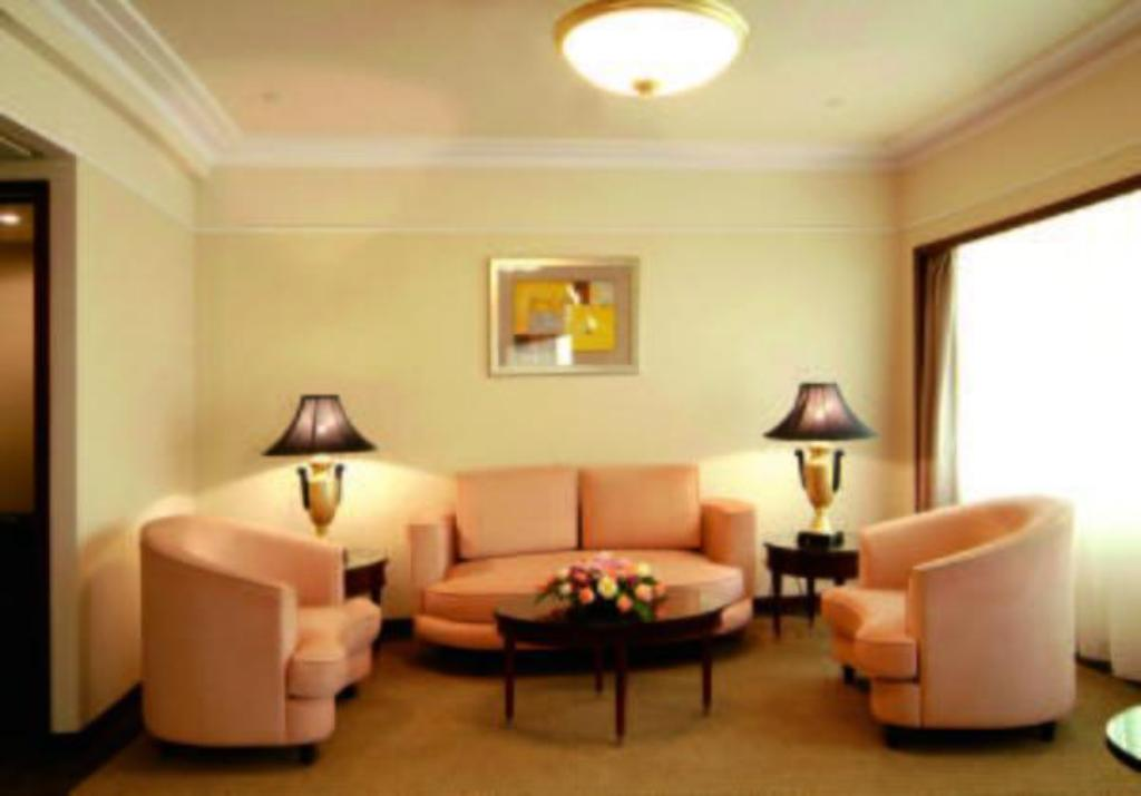 Tampilan interior Howard Johnson Ginwa Plaza Hotel