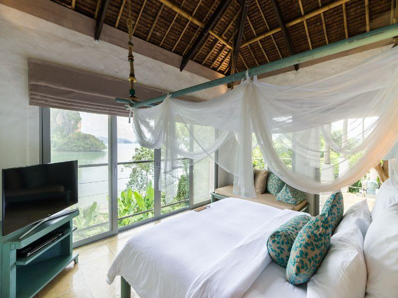 Deluxe Studio with Plunge Pool - Free One Time Koh Pak Bia Trip and Yoga Class Per Stay Included