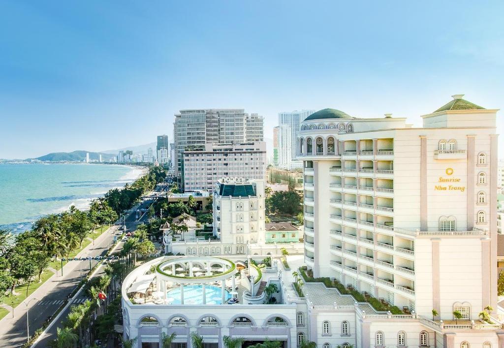 Sunrise Nha Trang Beach Hotel Spa