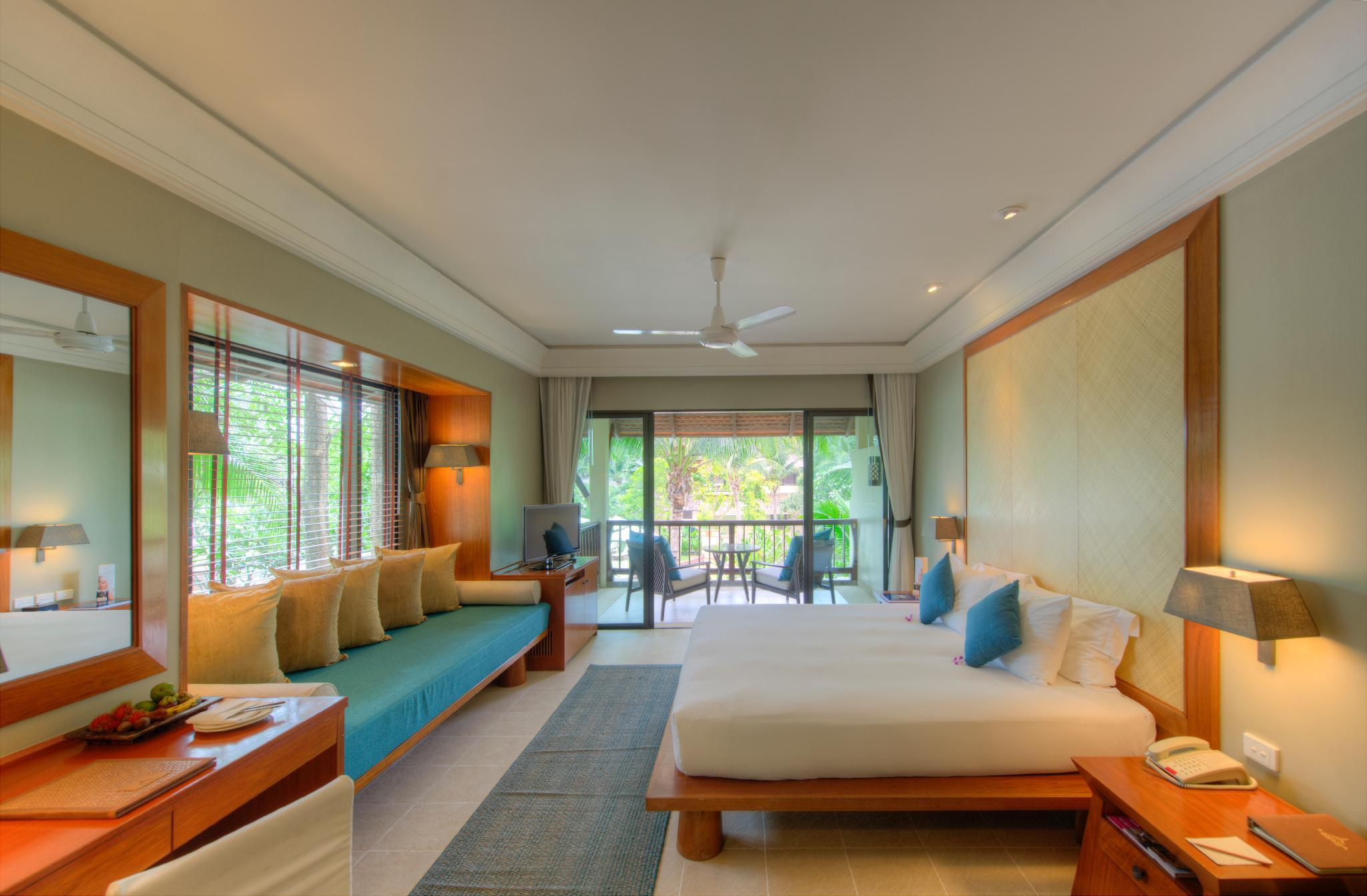 Garden Villa with 2 Twin Beds
