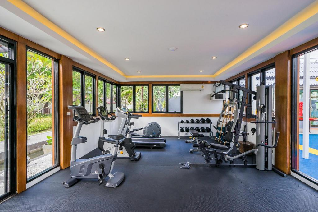 Fitness center Khaolak Emerald Beach Resort & Spa