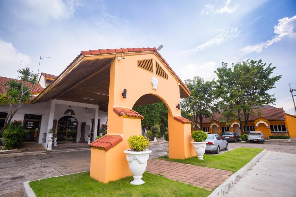Vchod Lopburi Inn Resort