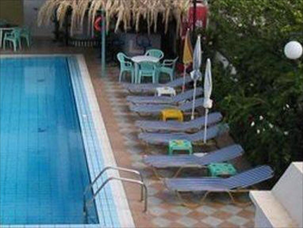 Piscina Katia-Maria Apartments