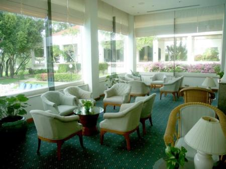 Lobby Purimas Beach Hotel & Spa