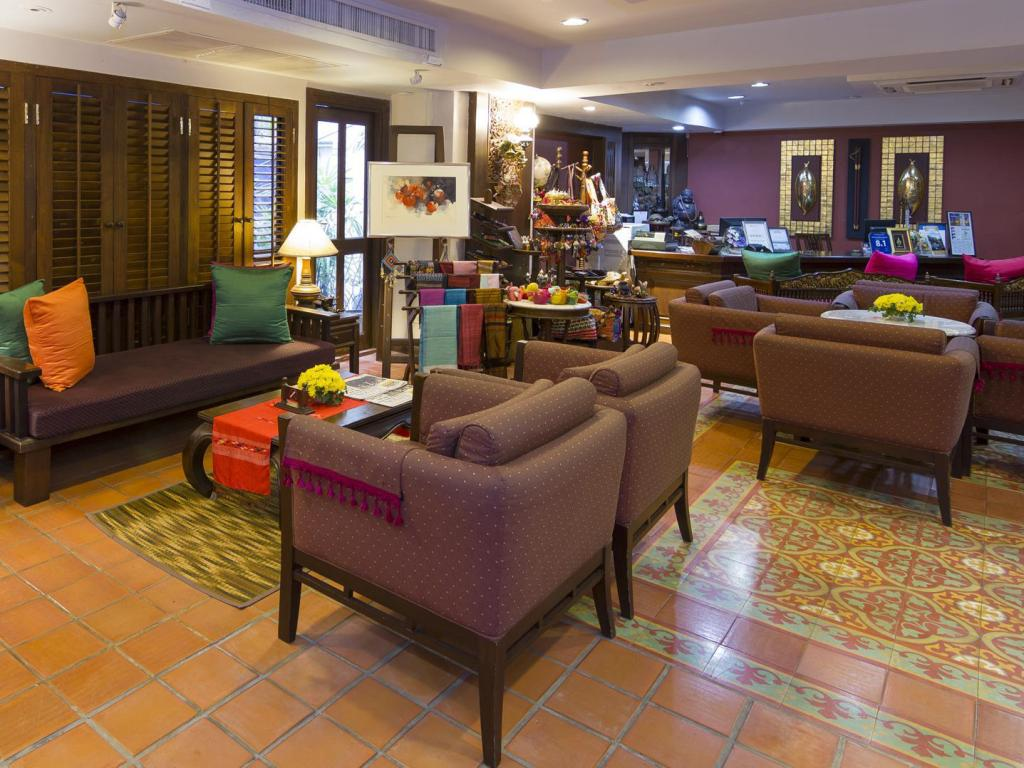 Lobby The Siam Heritage Hotel