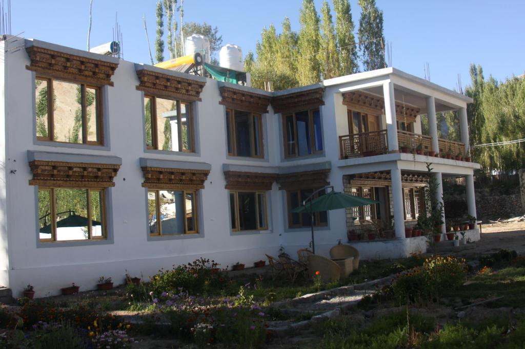 Балкон Eco Residency Leh