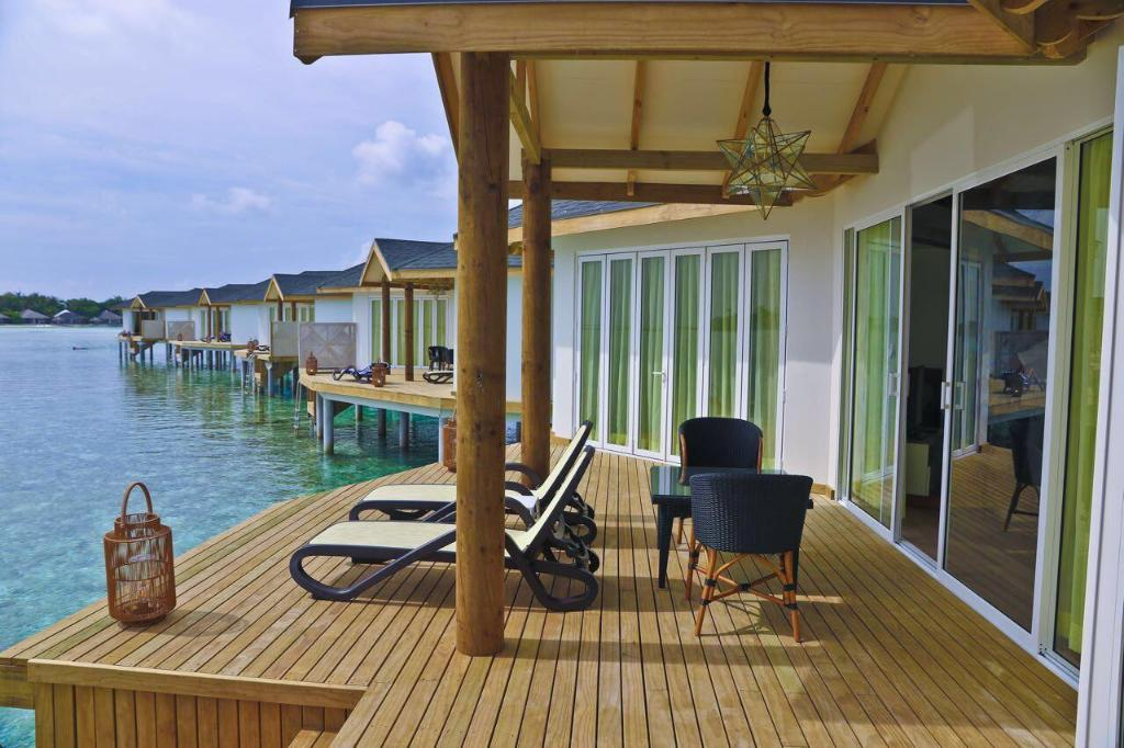 Вид Cinnamon Dhonveli Maldives Water Suites