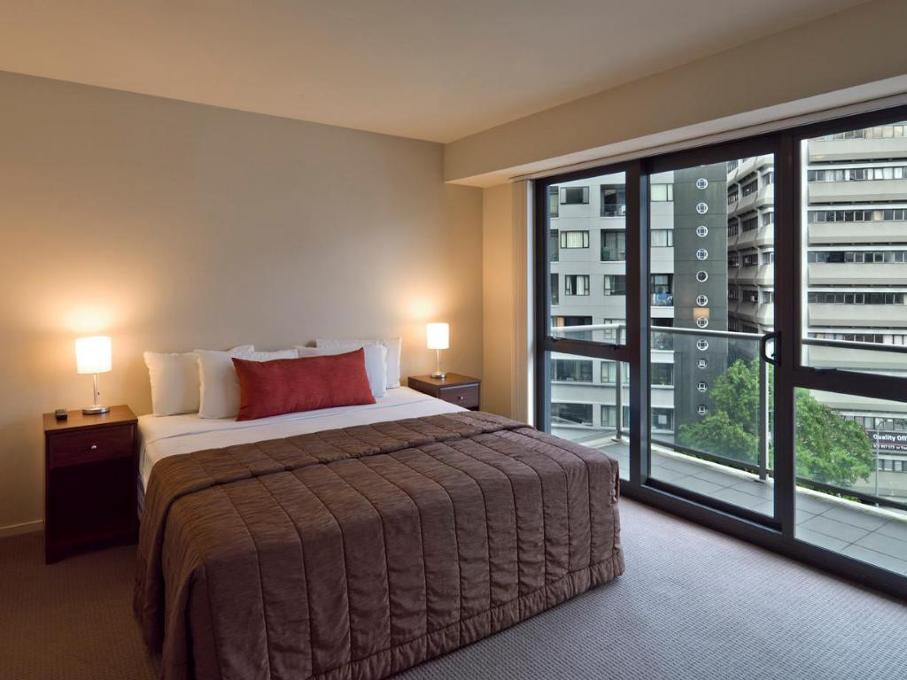 Hotel Grand Chancellor Auckland City In New Zealand