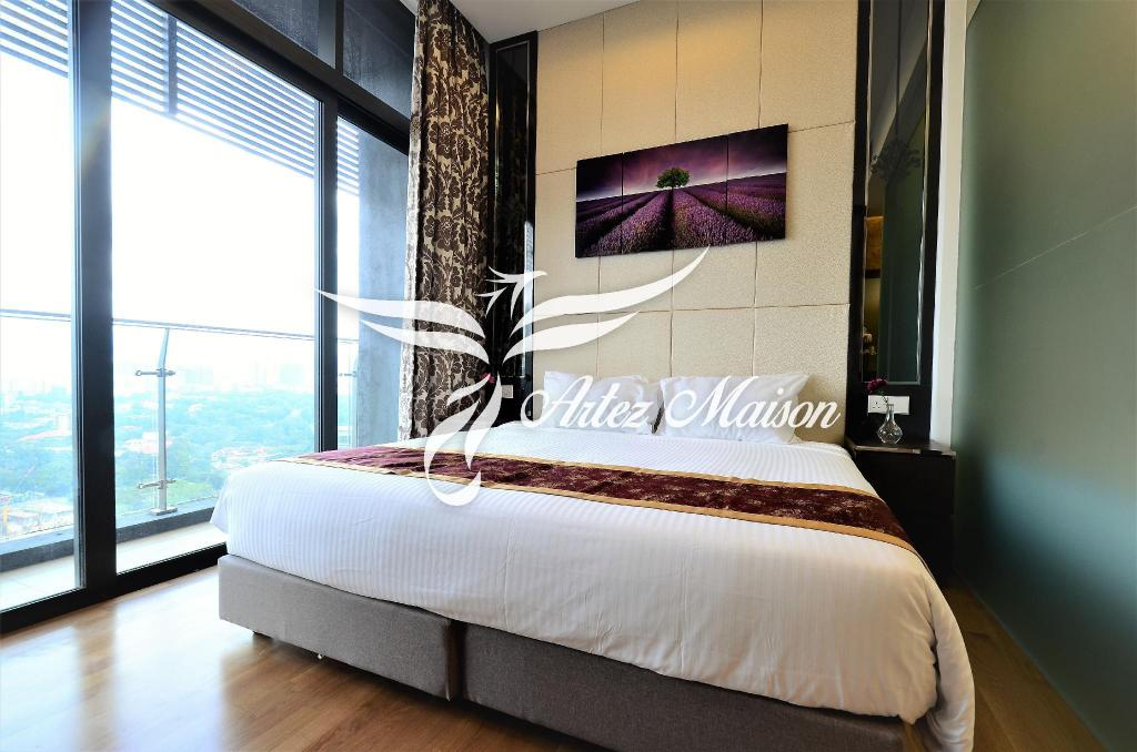Dorsett Residences Bukit Bintang Artez Maison Kuala