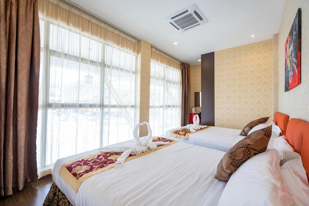 Hamilton Hotel Kajang in Kuala Lumpur - Room Deals, Photos & Reviews