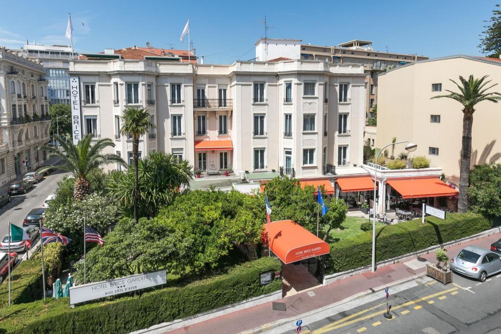 Hotel Brice Garden Nice Booking Deals Photos Reviews