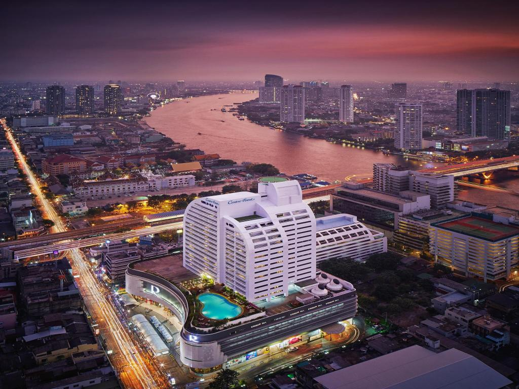 More about Centre Point Silom River View Hotel.