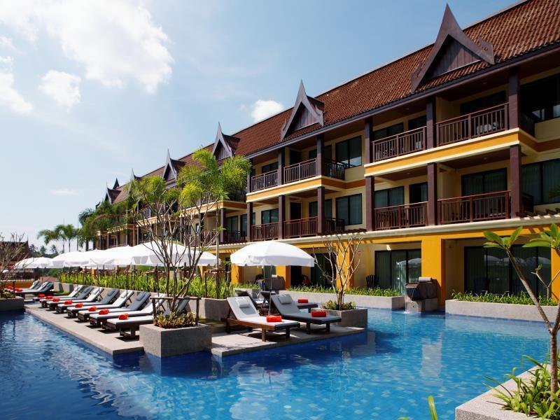 The Beach Heights Resort 4 (Thailand Phuket): photo and tourist reviews