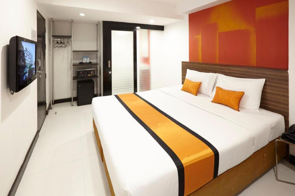 Superior - Room plan Unico Express @ Sukhumvit - Bangkok