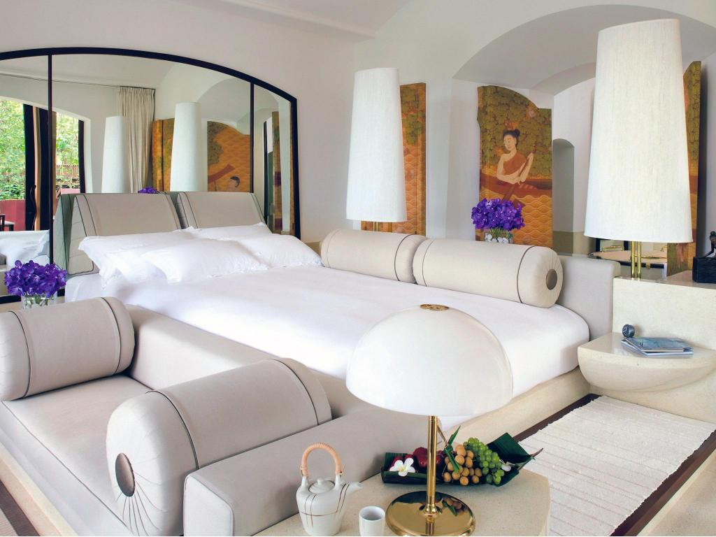 Reserve Pavilion, Guest room, 1 King, Sofa bed, Resort view - Lit Phulay Bay, a Ritz-Carlton Reserve