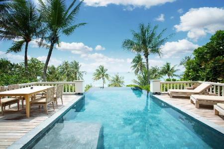 Swimming pool [outdoor] Trisara Phuket Villas & Residences