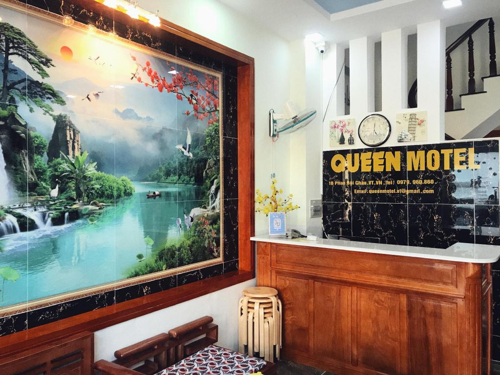 Фойє Queen Motel Vung Tau