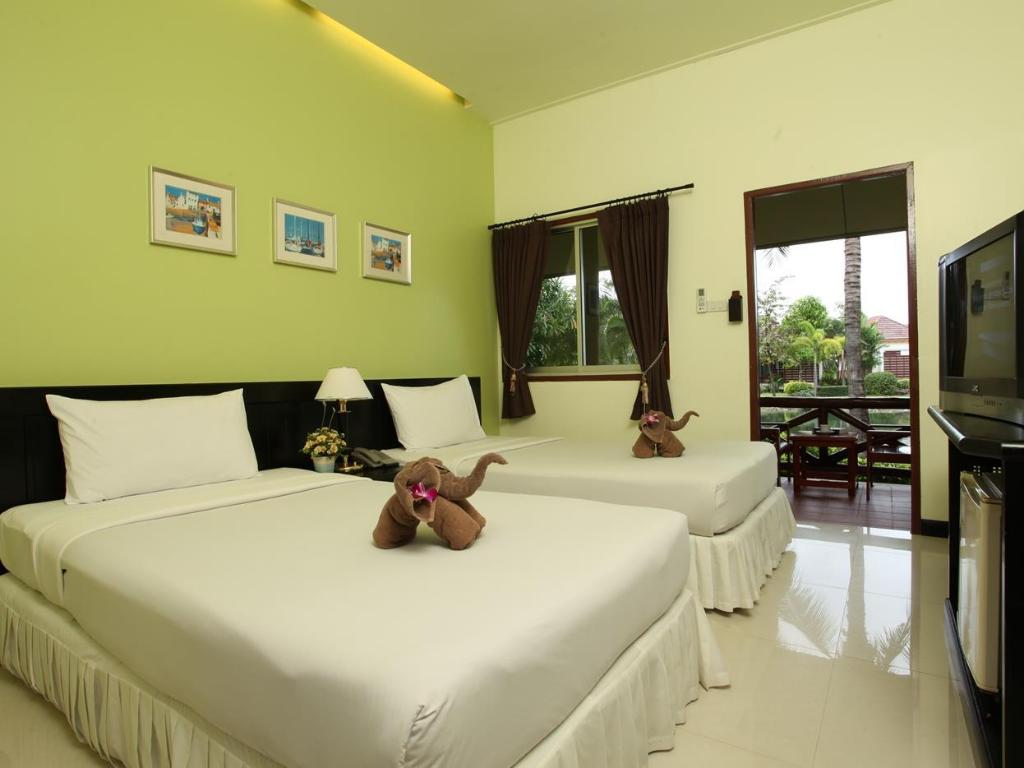 Standard - Bed Klong Prao Resort
